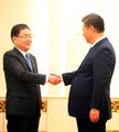 Enviado de Seúl en China