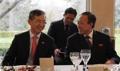 Ambassadeurs des deux Corées