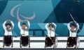 Corea del Sur vence a Suiza en 'curling' sobre silla de ruedas