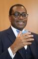 El jefe del Banco Africano de Desarrollo visita Seúl