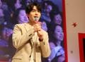 الممثل لي دونغ-ووك يعقد لقاء مع معجبيه