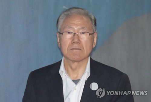 "'MB 집사' 김백준 ""필요하면 보석 신청…인지능력 떨어져"""