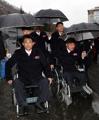 المنتخب البارالمبي الكوري الشمالي يعود إلى الشمال