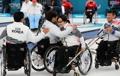 車いすカーリング 韓国が準決勝進出