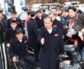 La delegación paralímpica de Corea del Norte