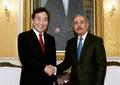 PM et président dominicain