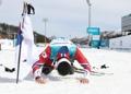 (أولمبياد المعاقيين) كوريا الجنوبية تحصل على الذهبية في التزلج الريفي