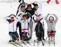 الفريق الكوري الجنوبي للتزلج الريفي