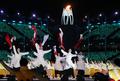 الحفل الختامي لاولمبياد بيونغ تشانغ للمعاقيين