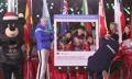 تكريم المتطوعين في أولمبياد بيونغ تشانغ للمعاقيين