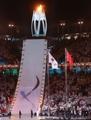 Closing ceremony of PyeongChang Paralympics