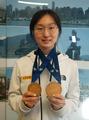 S. Korean skater wins world championship