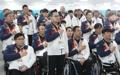 平昌冬残奥会韩国代表团解散