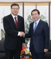 Seoul, Beijing mayors meet to discuss fine dust