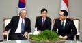 Korean, Singaporean defense chiefs' meeting