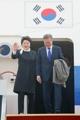 ベトナム・UAE歴訪終え帰国