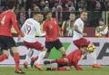 Match amical Corée-Pologne