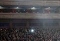 Kim Jong-un au concert de la troupe sud-coréenne