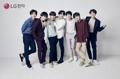 BTS pour les smartphones LG