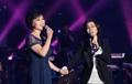 Chanteuses des deux Corées