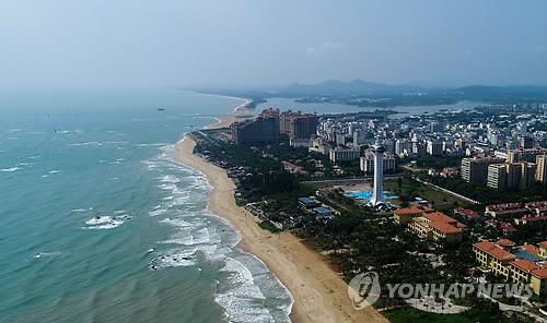 중국 하이난, 내달부터 한국인 관광비자 면제