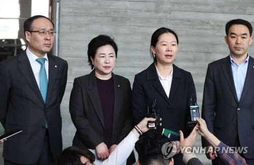 """바른미래, 네이버 항의방문…""""댓글 정책 개선해야""""(종합)"""