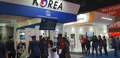 Stand coréen en Malaisie