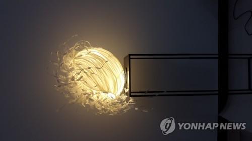 대한민국 한지대전 대상…한지조형등 '한지(翰紙)'
