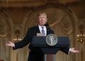 """트럼프 """"언제든 판 깰수도""""…'강온'전략으로 협상력 극대화"""