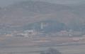 조용한 북한 마을