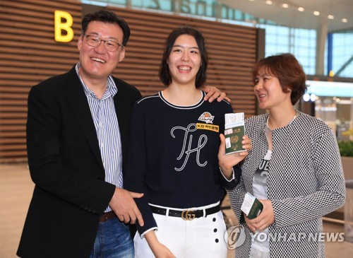 """박상관 감독 """"내 딸 박지수, 성공 가능성은 51%"""""""