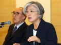 FM gives lecture on summits