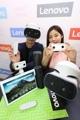 Lenovo Korea unveils smart devices