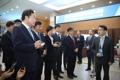 PM tours press center for inter-Korean summit