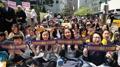 Rally for comfort women