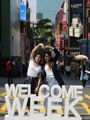 Welcome week for foreign tourists
