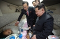 NK leader sees off Chinese victims of bus crash