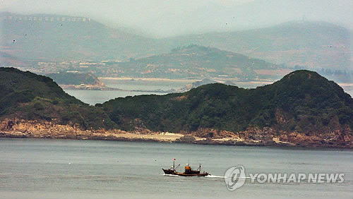 N. Korea building military camps on border island: Seoul