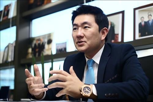 Lee Won-jae, head of the Yozma Group Korea (Courtesy of Yozma Group)