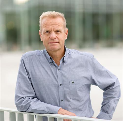 Jan Färjh, le vice-président de la standardisation et de l`industrie à Ericsson