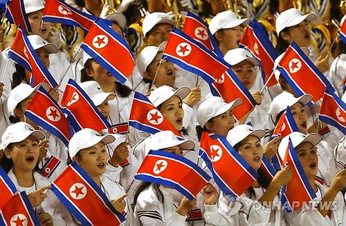 北朝鮮が仁川アジア大会に応援団派遣 「政府声明」発表