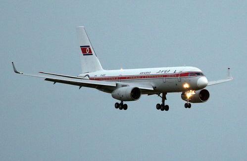 北朝鮮の高麗航空 ウクライナか...