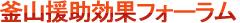 釜山援助効果フォーラム