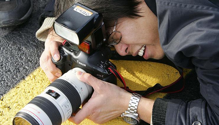 المصور لي جونغ-هون