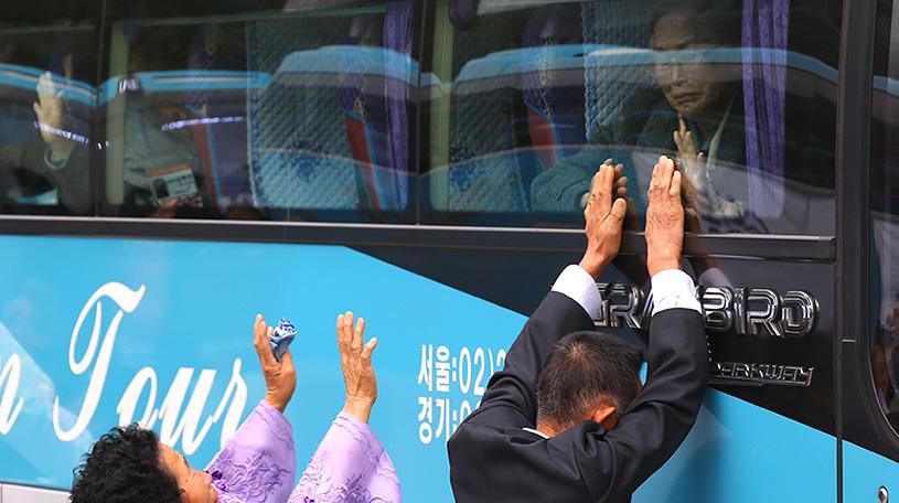 北 지뢰도발에도 8·25 합의로 남북 이산상봉·당국회담