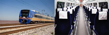 직통 열차