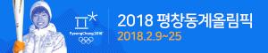 지구촌 겨울 스포츠 대축제 2018 평창동계올림픽 (2018.2.9~25)