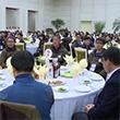 북한, 남북노동자축구대회 남한 대표단에 연회 마련