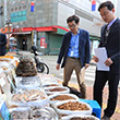 북한산 물품 위장 반입 예방 및 근절 현장 점검