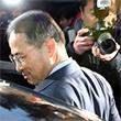 판문점으로 출발하는 김규현 수석대표